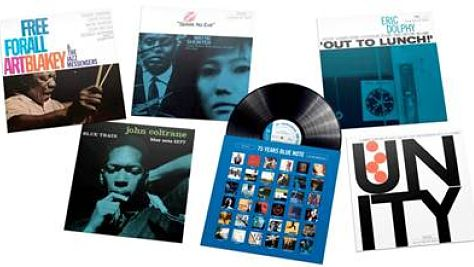 Jazz: Blue Note Records 75th Anniversary
