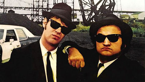 The Blues Brothers at Winterland