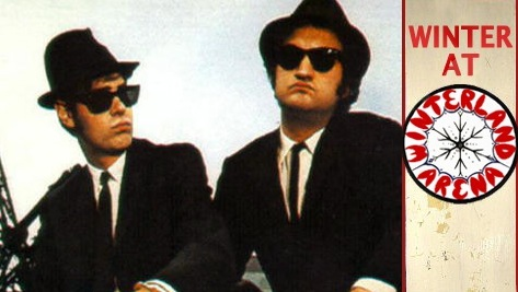 Rock: The Blues Brothers Kick Off Closing