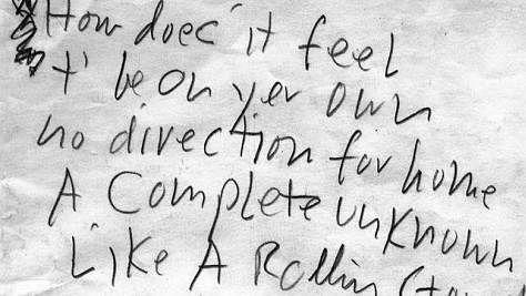 Rock: 'Like a Rolling Stone' Turns 50