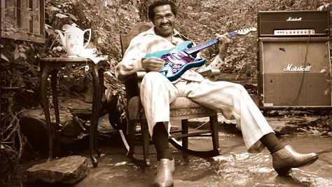 Blues: Bobby Rush's Daytrotter Session, 2014