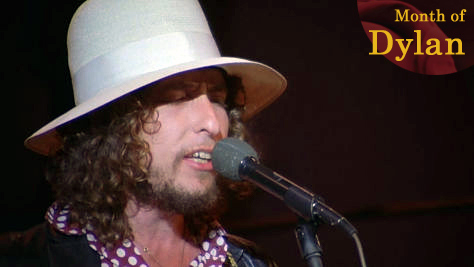 Bob Dylan at The Last Waltz