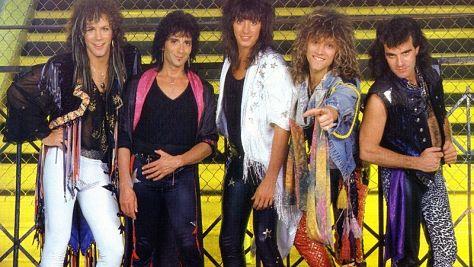 Rock: Bon Jovi's Hungry Years
