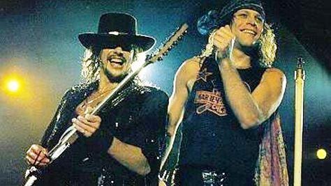 Rock: Bon Jovi's '80s Reign