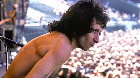 Remembering Bon Scott