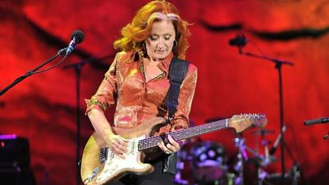 Bonnie Raitt Channels Skip James