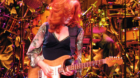 Bonnie Raitt in the 'Nick of Time'