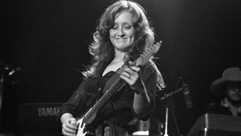 Bonnie Raitt in Minneapolis, '79