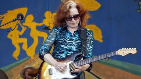 Blues: Bonnie Raitt, Strictly the Blues