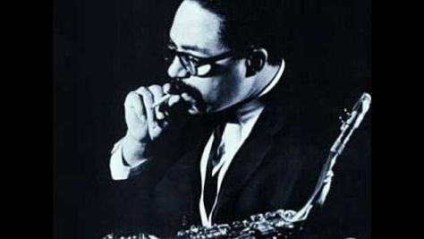 Velocity + Intensity + Blues = Booker Ervin