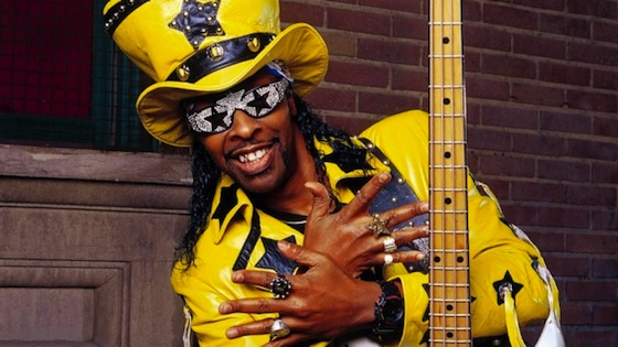 Funk Fridays: What's Bootsy Doin'?