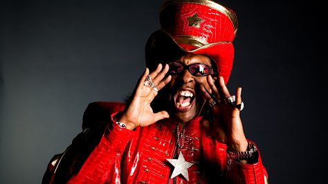 Rock: Funky Birthday, Bootsy Collins!