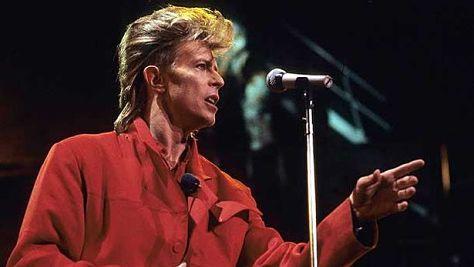 Bowie's 'Glass Spider' Tour, '87