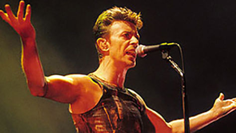 David Bowie Meets Nine Inch Nails