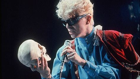 Rock: David Bowie in Montreal, '83