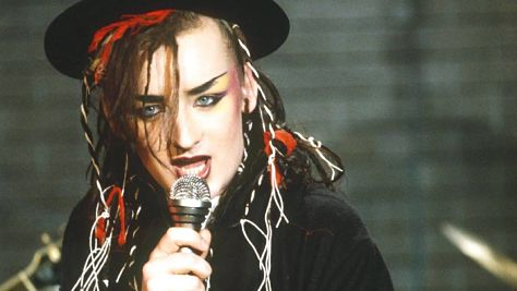 New Release: Culture Club in Philly, '83