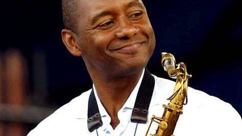 Jazz: Branford Marsalis Testifies at Newport