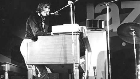 Jazz: Video: Brian Auger at Winterland, '75