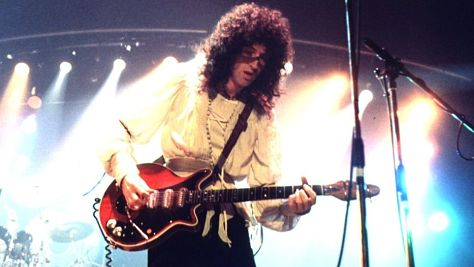 Happy Birthday, Brian May!