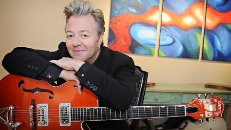 Video: Brian Setzer at Woodstock '99