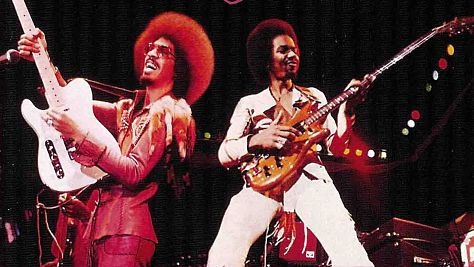 Rock: Funk Fridays: Brothers Johnson at Tramps