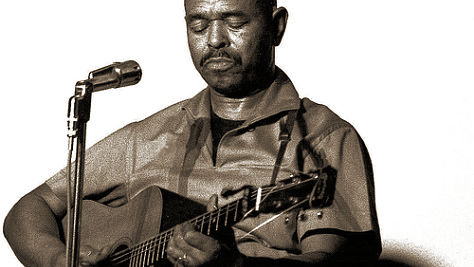 Blues: Brownie McGhee at Newport Folk Festival '68