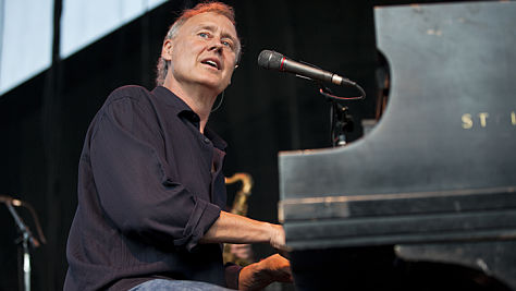 Rock: Bruce Hornsby & the Range at the Ritz, '87