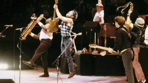 Springsteen 2012 tour, revisiting 1978
