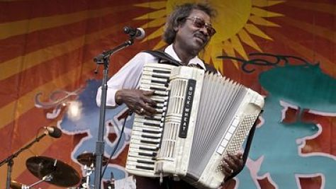 Folk & Bluegrass: Uncut: Buckwheat Zydeco at Tramps