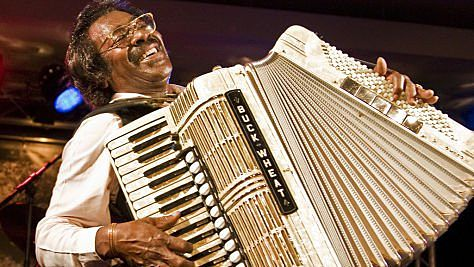 Folk & Bluegrass: R.I.P. Buckwheat Zydeco