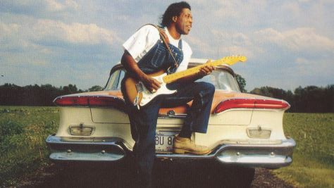 Video: Buddy Guy at Newport '94