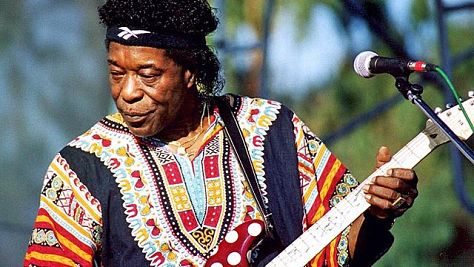Uncut: Buddy Guy at Tramps, '96