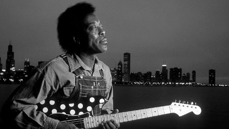 Uncut: Buddy Guy in '96