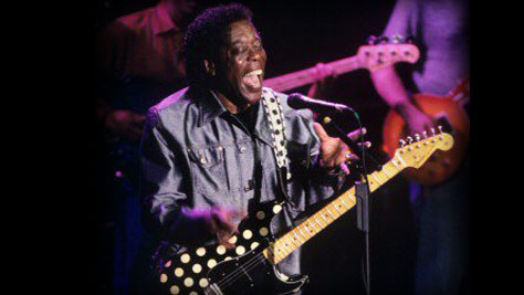 Catch Buddy Guy in Action