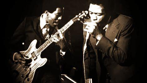 Blues: Buddy Guy & Junior Wells Testifyin'