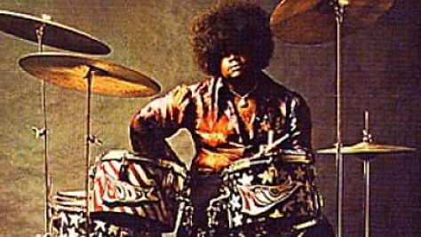 Buddy Miles Drummer Remembering Buddy Miles