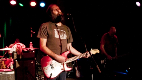 Video: Built to Spill's Triple Guitar Attack