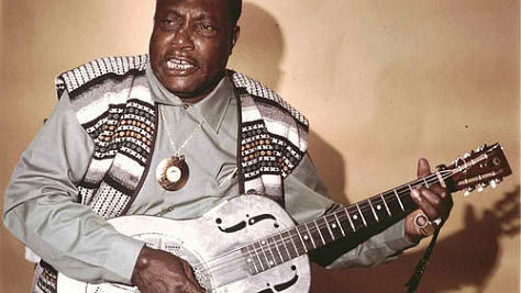 Blues: Bukka White Shakes 'Em on Down