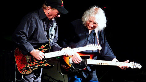 Rock: Albert Lee Meets James Burton