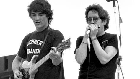 Blues: Danko & Butterfield, Woodstock Reunion '79