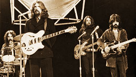 Rock: The Byrds at the Fillmore West, 1970