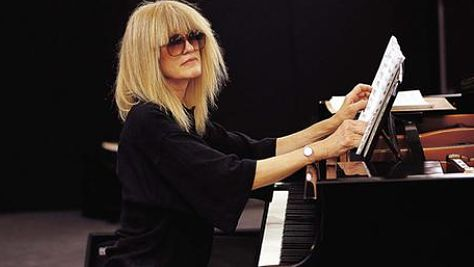 Jazz: Carla Bley at Amazingrace