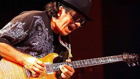 Rock: Carlos Santana Retrospective Playlist