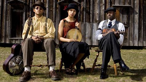 Folk & Bluegrass: Carolina Chocolate Drops at Daytrotter