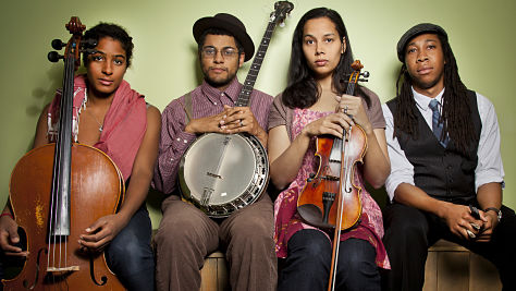 Folk & Bluegrass: Carolina Chocolate Drops at Daytrotter
