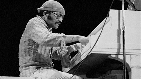 Jazz: Cecil Taylor's Whirlwind Piano