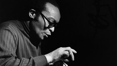 Jazz: Cecil Taylor at Newport, 1965