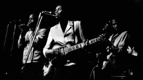 Folk & Bluegrass: The Chambers Brothers at Ash Grove, '64