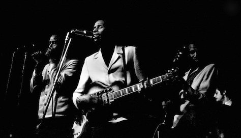 Rock: 'Time Has Come' for The Chambers Brothers