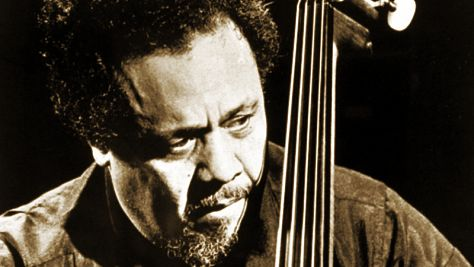 Charles Mingus on the Cote d'Azur